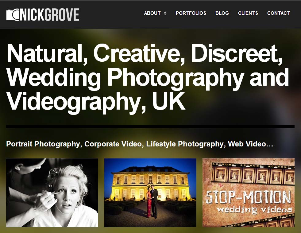 Nick Grove Photography and Video