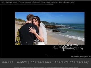Andrew's Wedding Photography