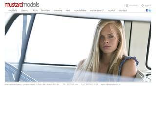 Mustard Model Agency
