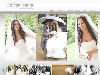 Carlton Adkins Wedding Photography