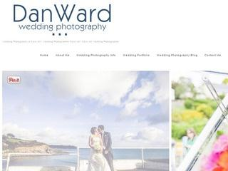 Dan Ward Wedding Photographer Cornwall