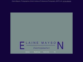 Elaine Mayson  Photography