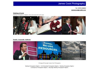 James Cook Photography