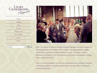 Leeds Wedding Photographer Laura Calderwood Photography