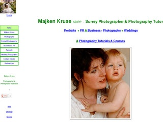 Majken Kruse Photographer