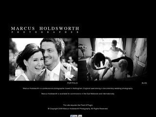 Marcus Holdsworth