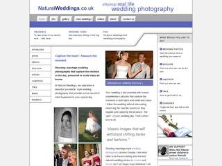 NaturalWeddings.co.uk
