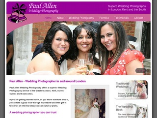 Paul Allen Wedding Photography