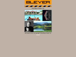 Pete Bleyer Studio, Inc.