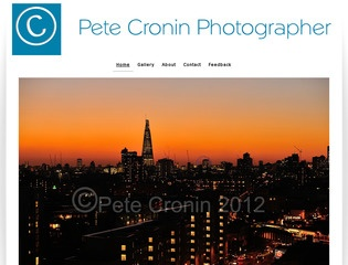 Pete Cronin Photographer