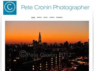 Pete Cronin Photographer