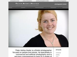 Peter Ashby-Hayter Photographer