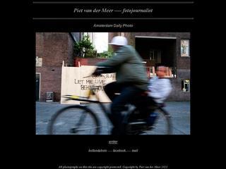 Van Der Meer, Piet