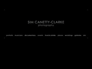 Sim Canetty-Clarke Photography