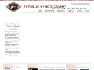Stevenson Photography on Location