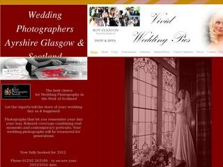 Vivid Wedding Pics